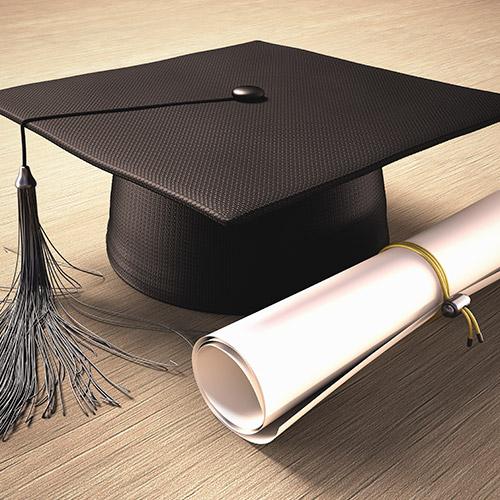 Graduados en época de covid